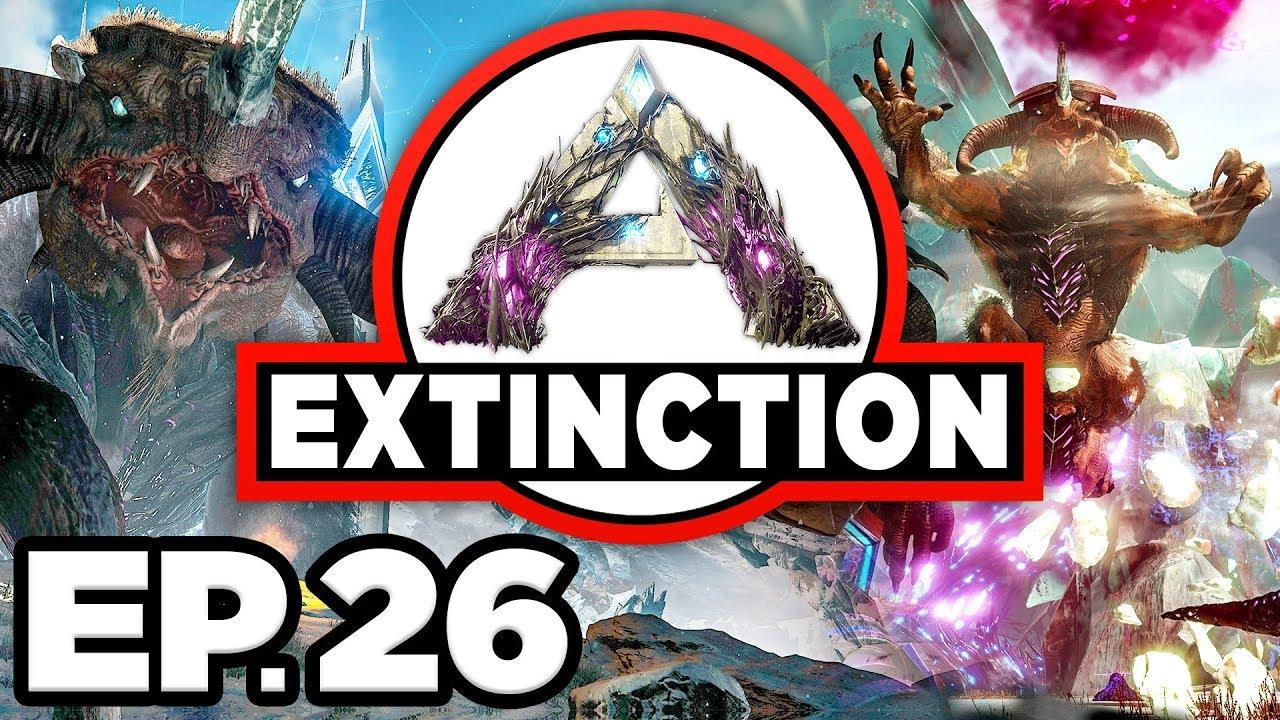 Ark Extinction Black Pearls