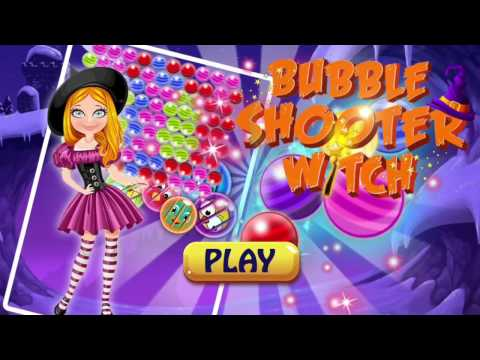 Bubble Shooter Witch Teaser