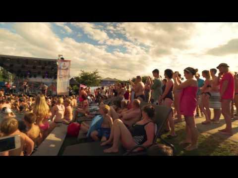 Das Sommerfest der Therme Erding