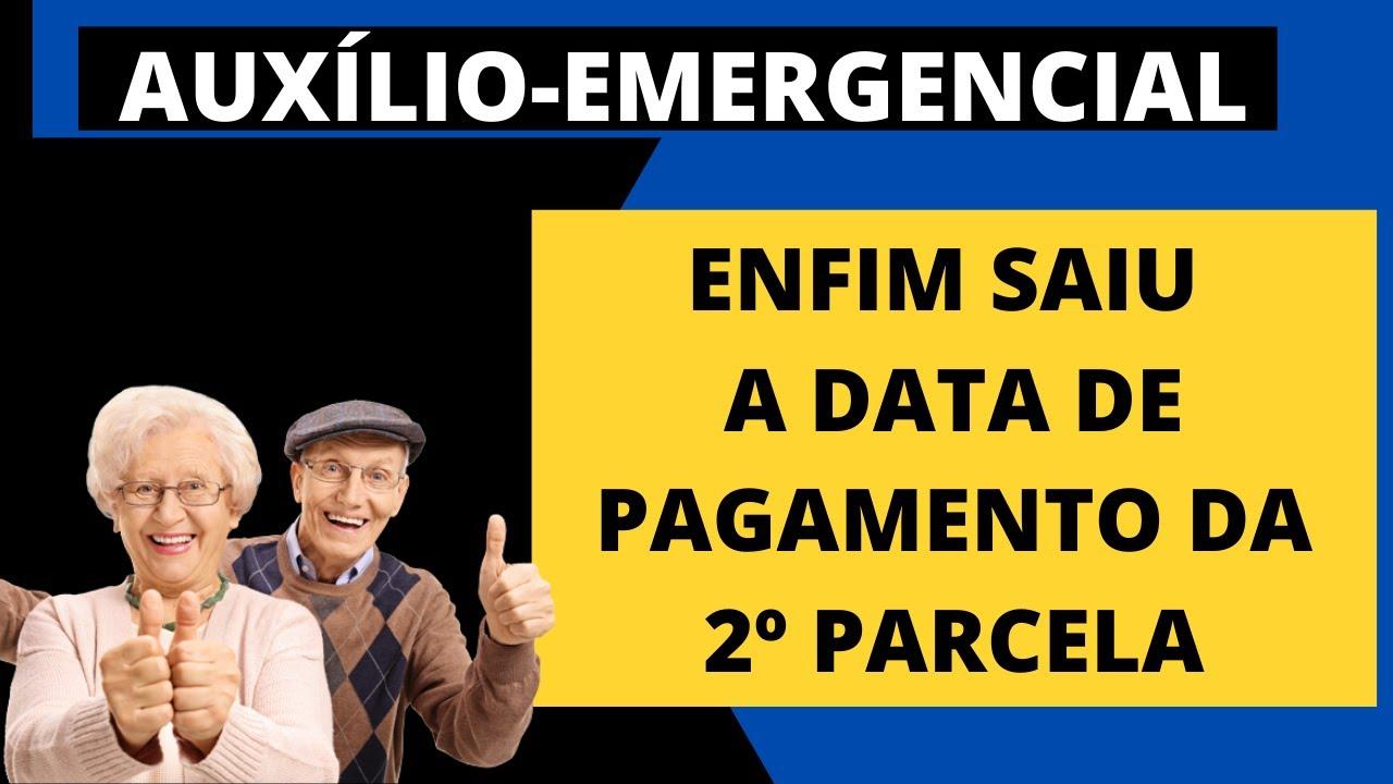 URGENTE! SAÍRAM AS PROVÁVEIS DATAS DA SEGUNDA PARCELA DO AUXÍLIO EMERGENCIAL R$ 600,00