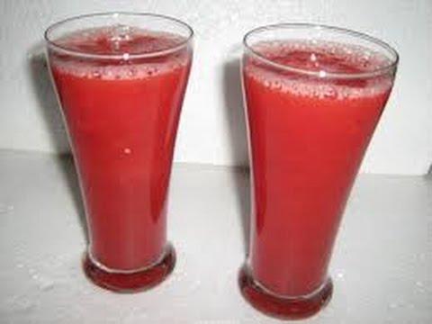 Watermelon Juice health Benefits
