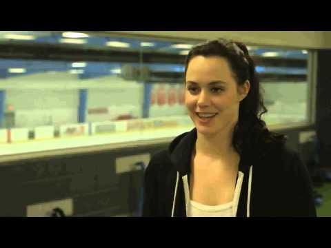 Tessa Virtue -  Workout