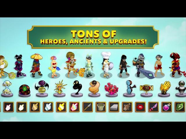 clicker heroes mod apk 2.6.5