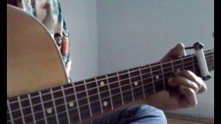 Diễm Xưa guitar slow rock đệm hát