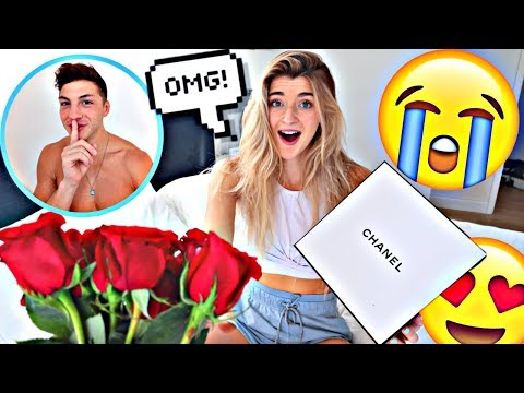 Forgetting Valentines Day Then Surprising Her With This *Cute Reaction*