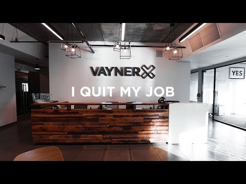 I Quit My Dream Job At Vaynermedia