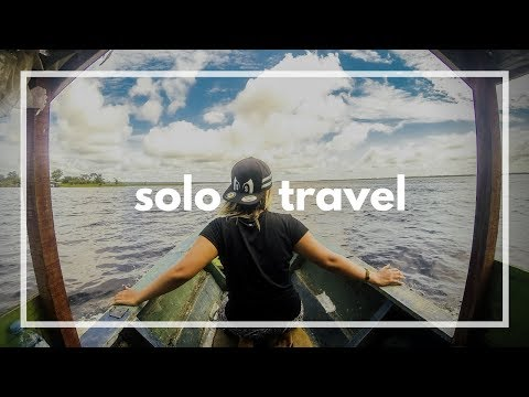 ⛰ SOUTH AMERICA SOLO TRAVEL