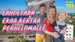 TALLINNAAN LAIVALLA - MEIDÄN PERHEEN EKA ULKOMAANMATKA