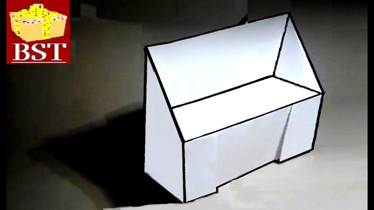 Мебель оригами своими руками фото 247