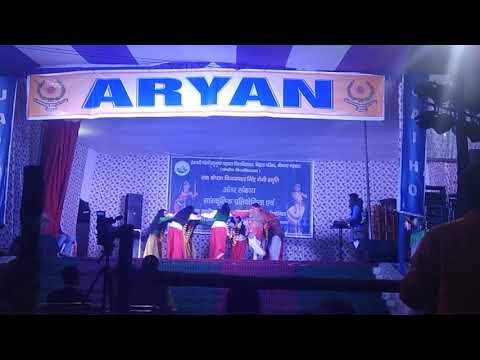 Anchari jagarr live HNBGU Srinagar garhwal.  Team p.g.college gopeshwar.///// Rinku jaiswal group!!