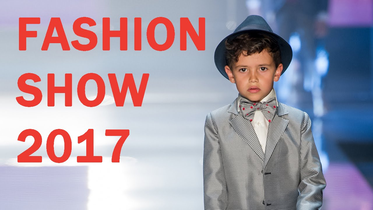 Kids Fashion Show 2017 Kids Line Wedding Suit Cleofe Finati By Archetipo