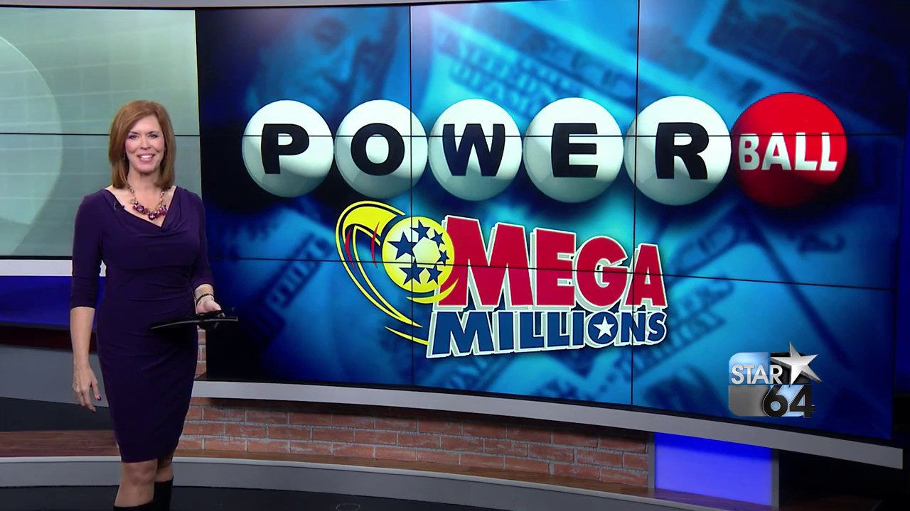 More than one billion dollars up for grabs in Powerball and Mega Millions drawings