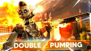 the DOUBLE PUMP in Warzone..