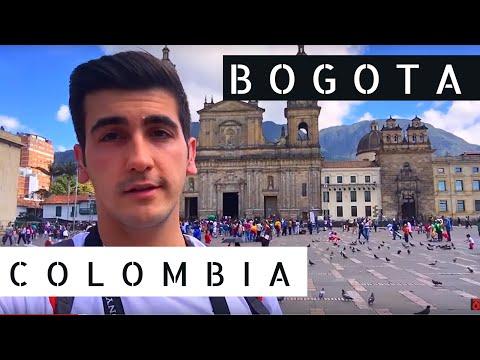 Kolombiya Bogota geziyoruzabi