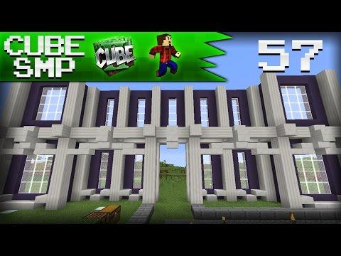 Minecraft Cube SMP: MAKING IT RAIN! - Ep 57