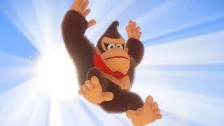 DK IS TOO GOOD! | Donkey Kong Adventure DLC Gameplay Part 2! [Mario + Rabbids Kingdom Battle] thumbnail