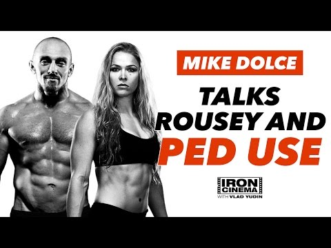 Mike Dolce Talks Ronda Rousey And PED Use | Iron Cinema Mp3