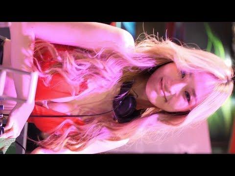 DJ Pei² 林佩佩 DJ SHOW @ 亞洲國際博彩娛樂展 G2E Asia 2018 - VR Gaming