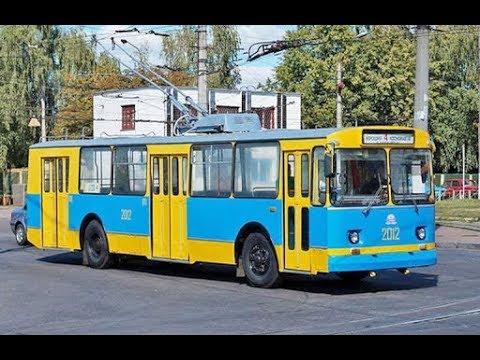 У Житомирі змінили маршрут тролейбусу №4, а 12-й відмінили