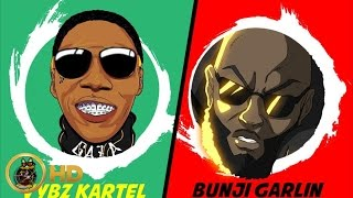 Vybz Kartel Ft. Bunji Garlin - Bicycle Ride (Soca Remix) January 2016