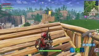 Fortnite: Battle Royal. (Short Clip)