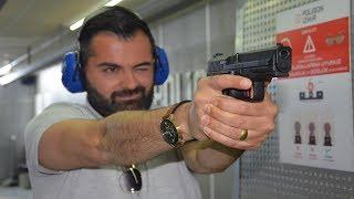 Atış Poligonu Vlog Canik TP9 VS Sarsılmaz SAR9 Tabanca Atışlarım