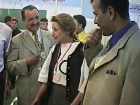 Mouloude Amazigh Belkouche à Baghdad ( IRAK).Partie II