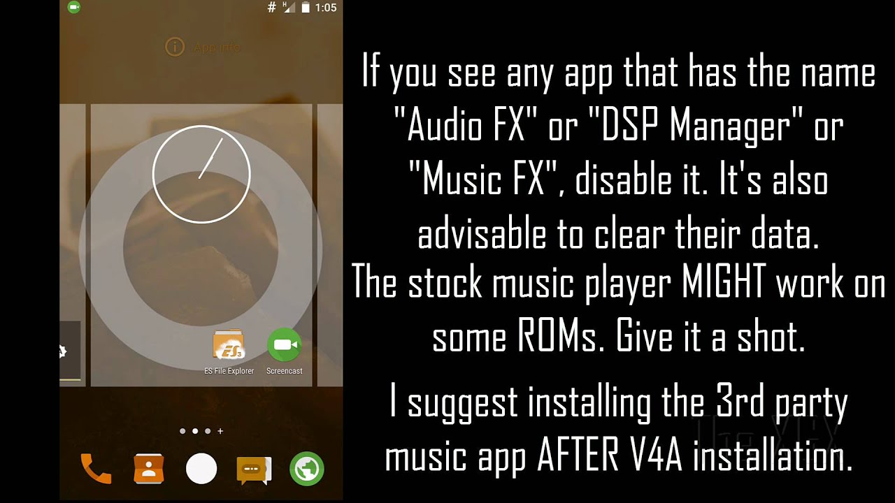 Install/Run Viper4Android on Android 5 0 x Lollipop