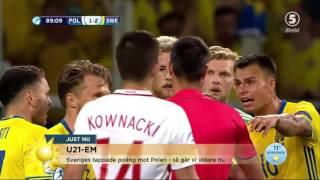 U21-EM - Så går vi vidare - Nyhetsmorgon (TV4)