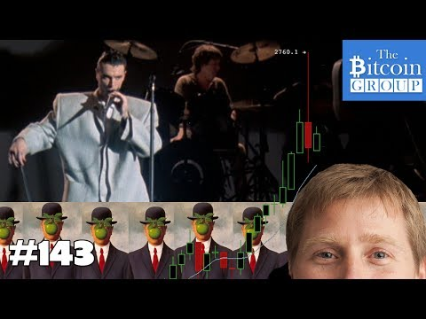 The Bitcoin Group #143 - Price Volatility - Suits not Nerds - ICO Mania - Silbert Accords
