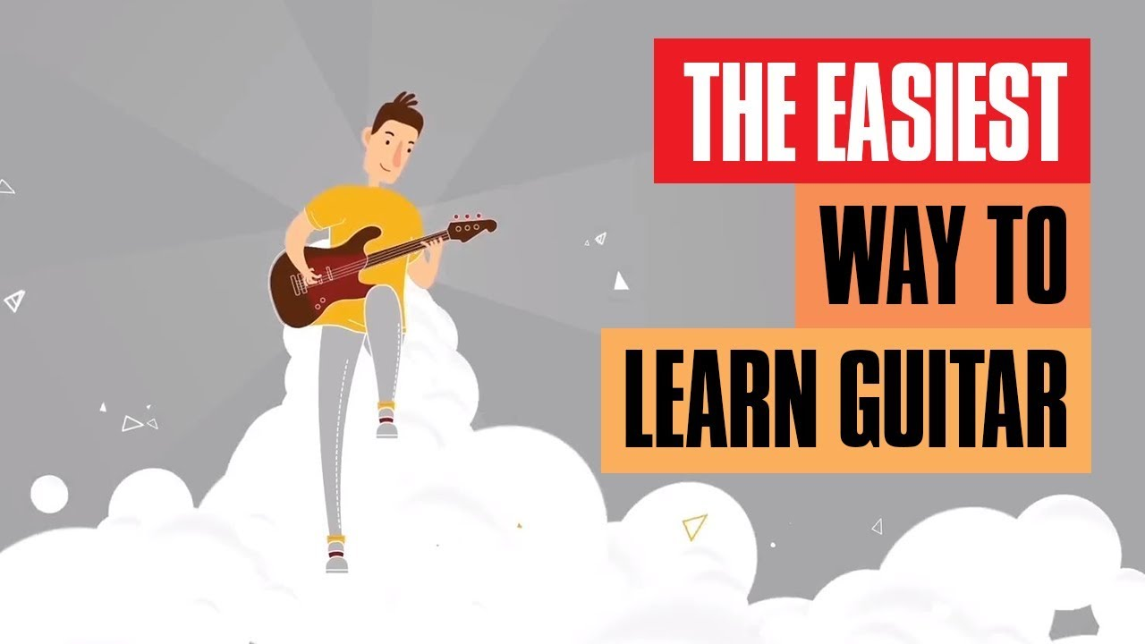 Online Guitar Lessons - Learn How To Play Guitar! - YouTube