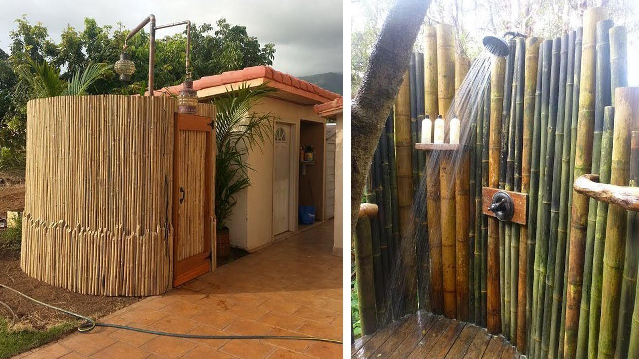 120 bamboo creative ideas for home 2017 diy bambus for Bambus dekoration