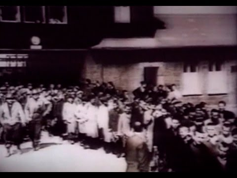 Historical footage shows the horrors of Buchenwald concentration camp    Vanessa Johnston; Reuters