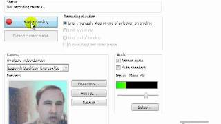 запись видео с веб-камеры(, 2012-01-08T13:24:47.000Z)