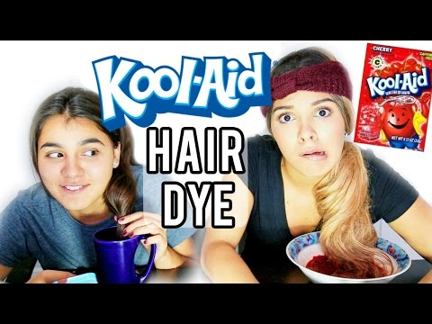 Beauty Busters: Poop or Woop? Kool Aid Hair Dye!