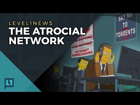 News 2017-05-09: The Atrocial Network