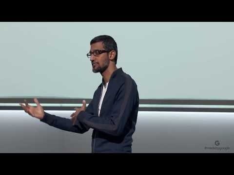 Google Launch Event(4 Oct 2017).Full Video. All new products