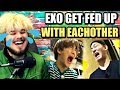 when EXO get fed up with each other   I BET YOU WILL LAUGH!   REACTION!!