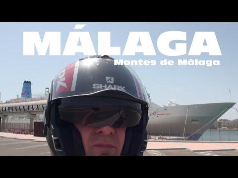 Málaga Port  to Montes de Málaga