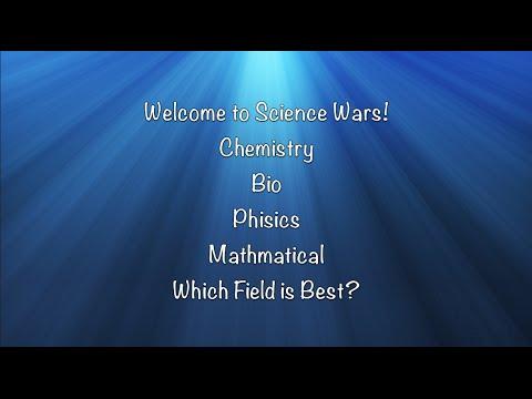 Science Wars W/lyrics (by AsapSCIENCE)