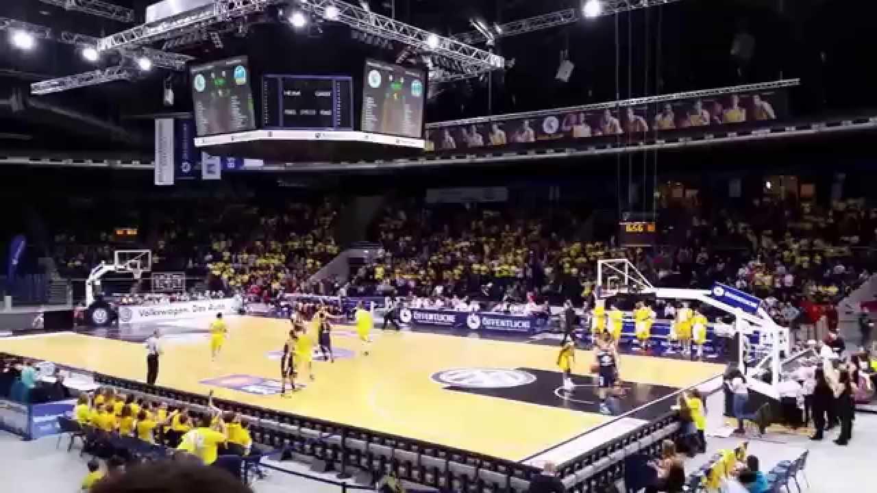 löwen basketball braunschweig