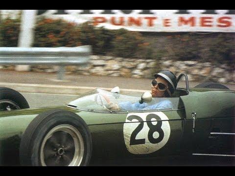 F1 - 1961 Monaco GP - Highlights