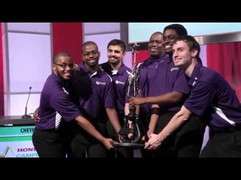 Honda Campus All-Star Challenge | Friends for Life