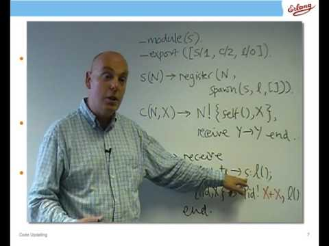 Code Updating by Simon Thompson | 11/13 of Erlang Express Course