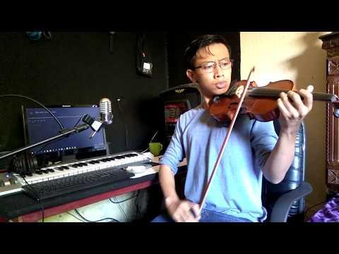 Bila waktu telah berakhir (Opick) - Violin Piano Cover by Khalid