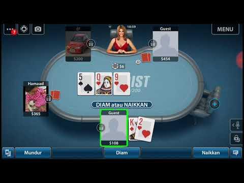 Trik Main Poker Menang Banyak Youtube