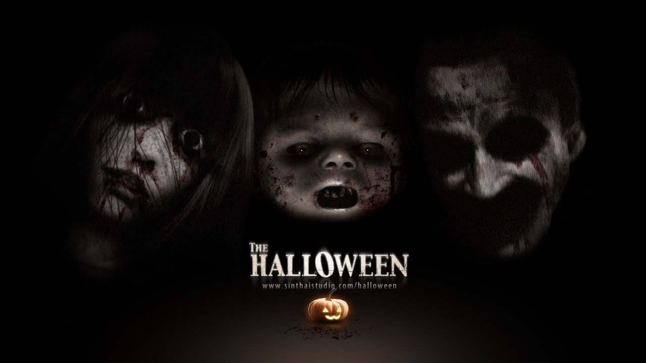 scary halloween porn game
