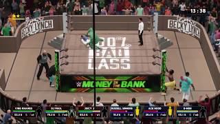 Def Jam 2K18 - Three 6 Mafia & Ving Rhames vs Team Russell Simmons @ Michigan