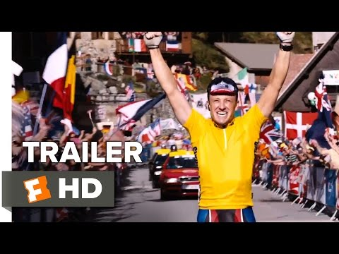 The Program Official Trailer #1 (2016) - Ben Foster, Guillaume Canet Movie HD
