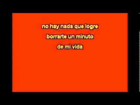 Extrañandote - Michel el Buenon (salsa karaoke)